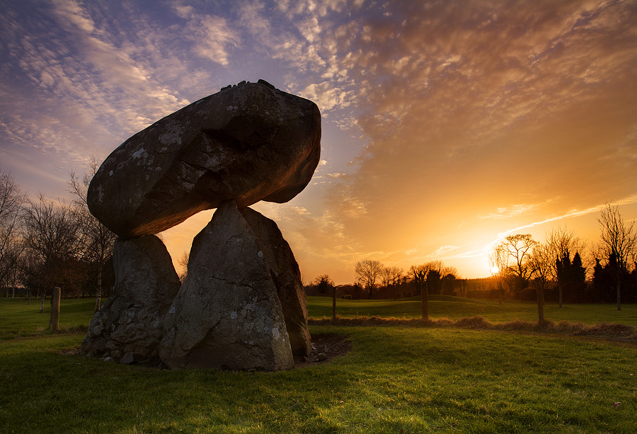 Proleek Dolmen by Gary McParland on 500px.com