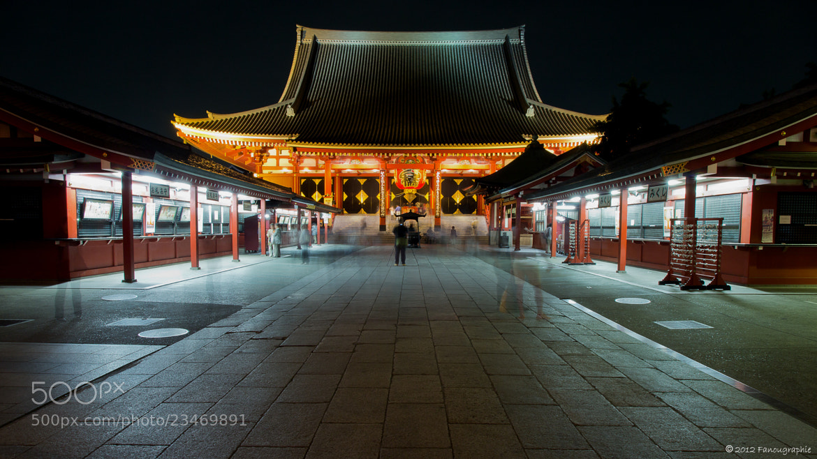 Photograph 好きな浅草寺 by Fanougraphie * on 500px
