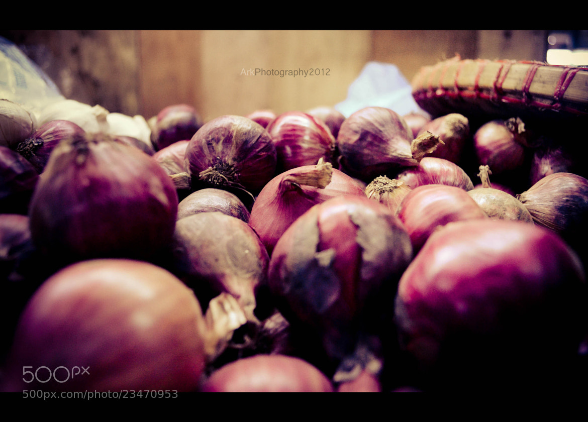 Photograph Onions by Mark John Bunyi on 500px