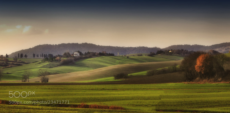 Photograph Tuscany hills by Antonio  longobardi on 500px