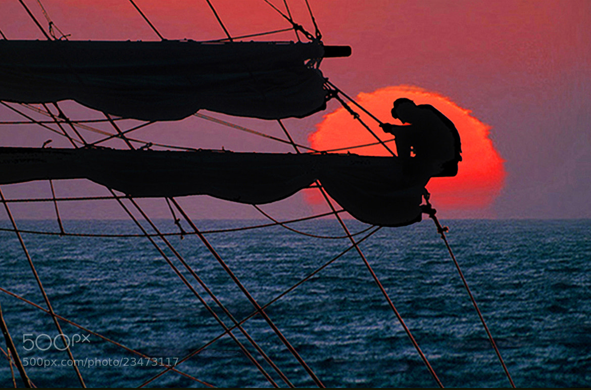 Photograph Tall Ships by Ronald Coulter on 500px
