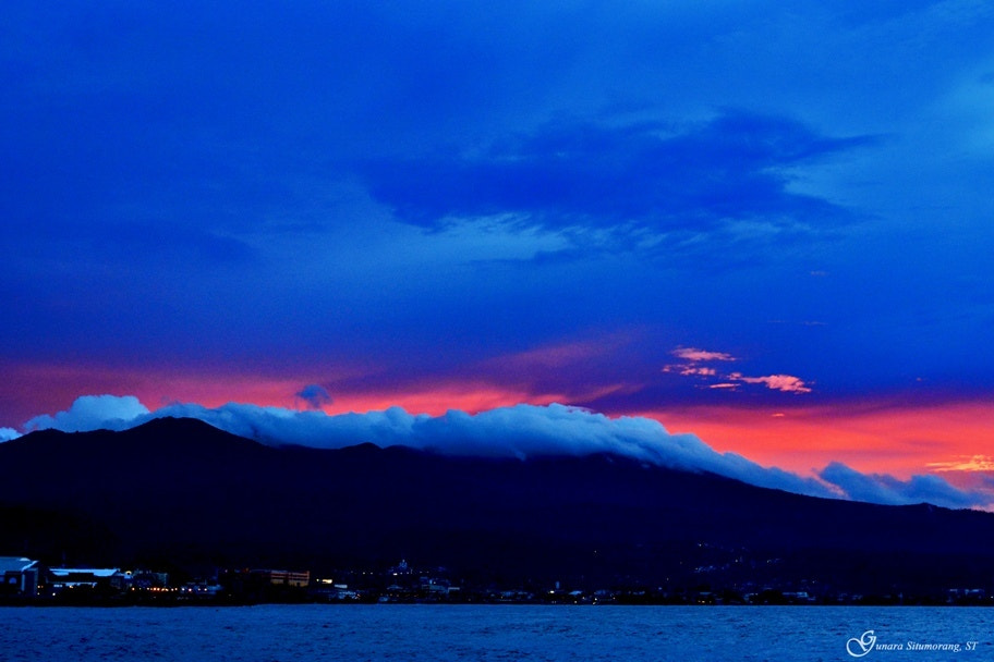 """Photograph """"MOUNT AND CLOUD."""" by Gunara Situmorang on 500px"""
