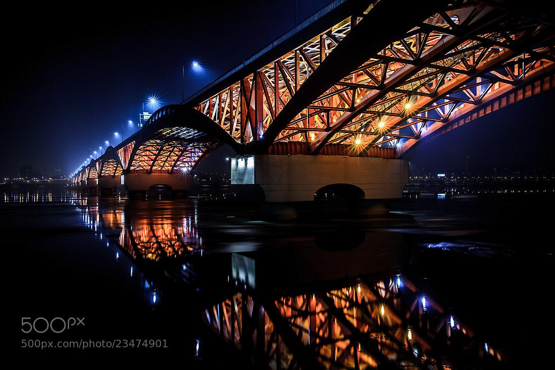 Photograph Seongsandaegyo(Bridge)  by LEE HOE GEON on 500px