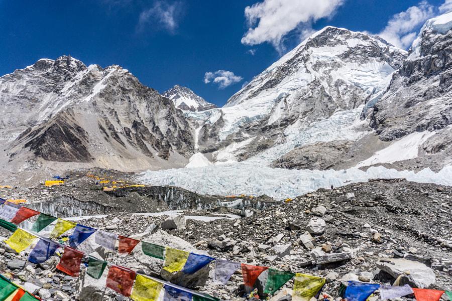 Gorak Shep to EBC, Nepal by Scott Biales on 500px.com