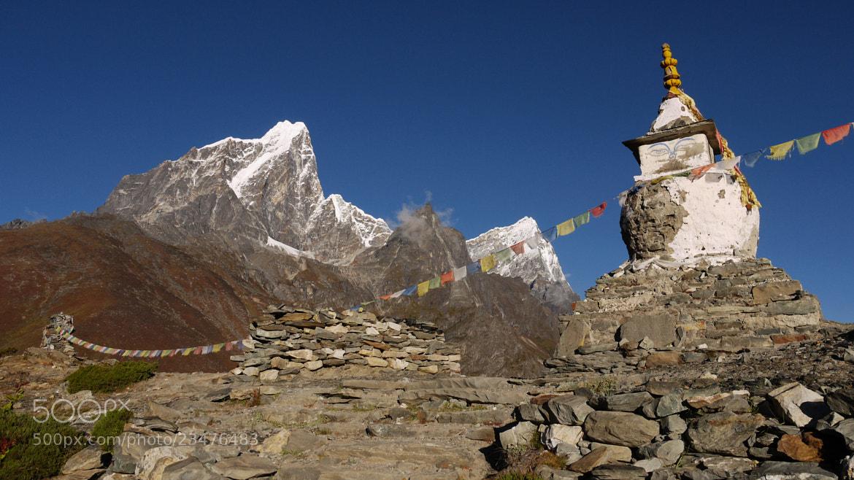 Photograph Himalayas by Petr Podroužek on 500px