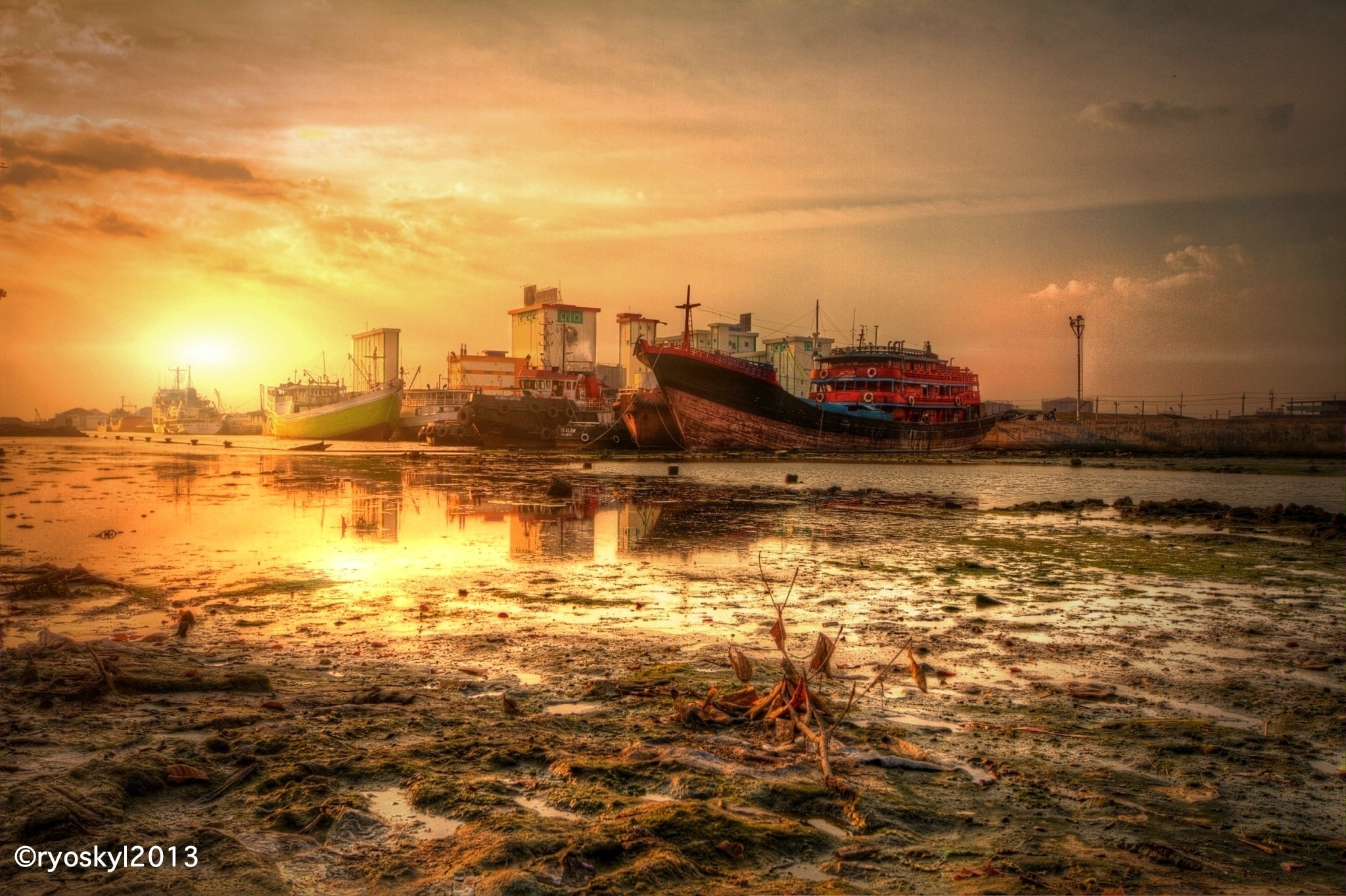 Photograph Golden hour by Ryo Wibowo on 500px