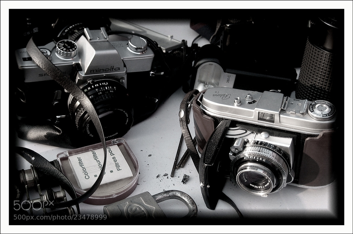 Photograph nostalgia ... by Betty Ditscheid on 500px