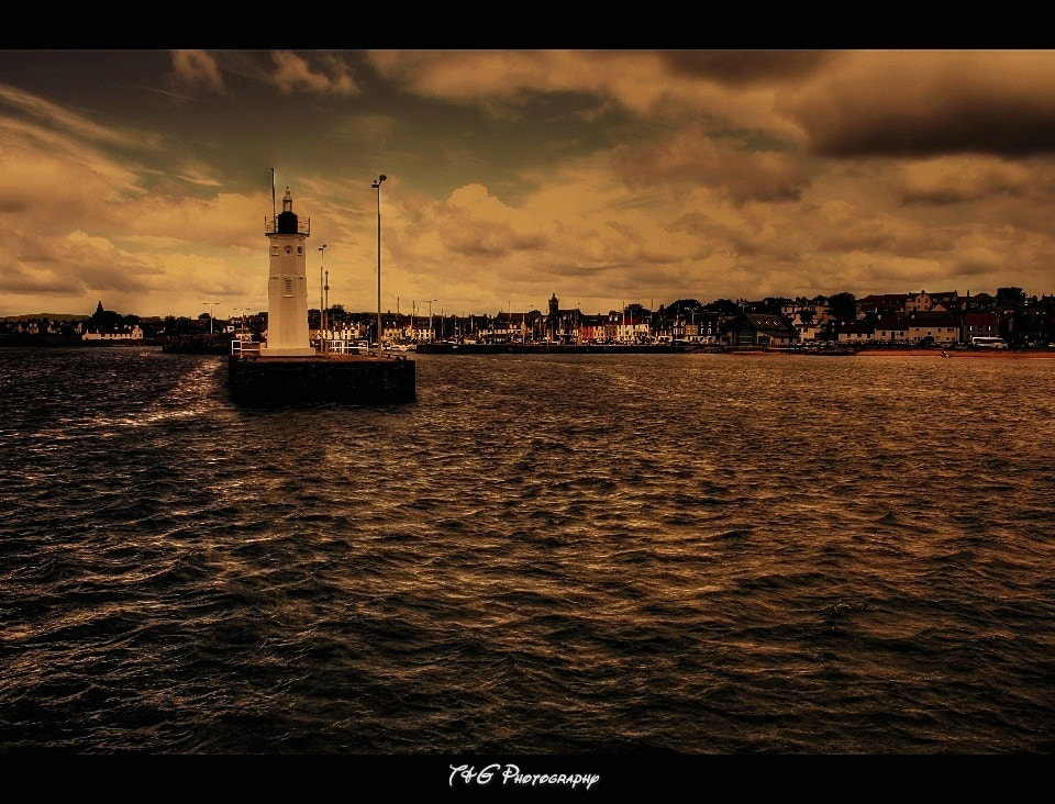 Photograph Anstruther by T&G Photography  on 500px