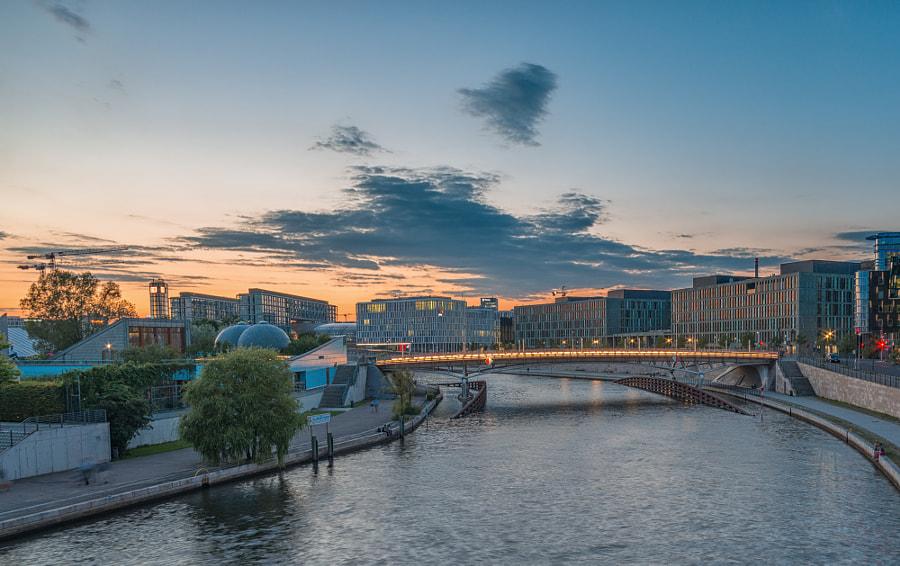 Berlin, Bundestag building area II