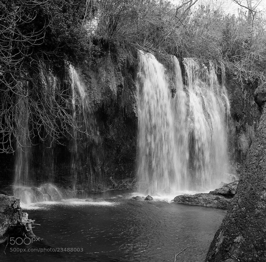 Photograph Grey Waterfall by Natasha Goryaeva on 500px