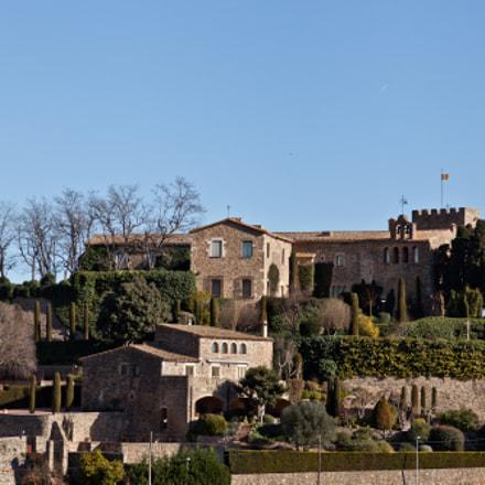 Poble i Castell de Foixà