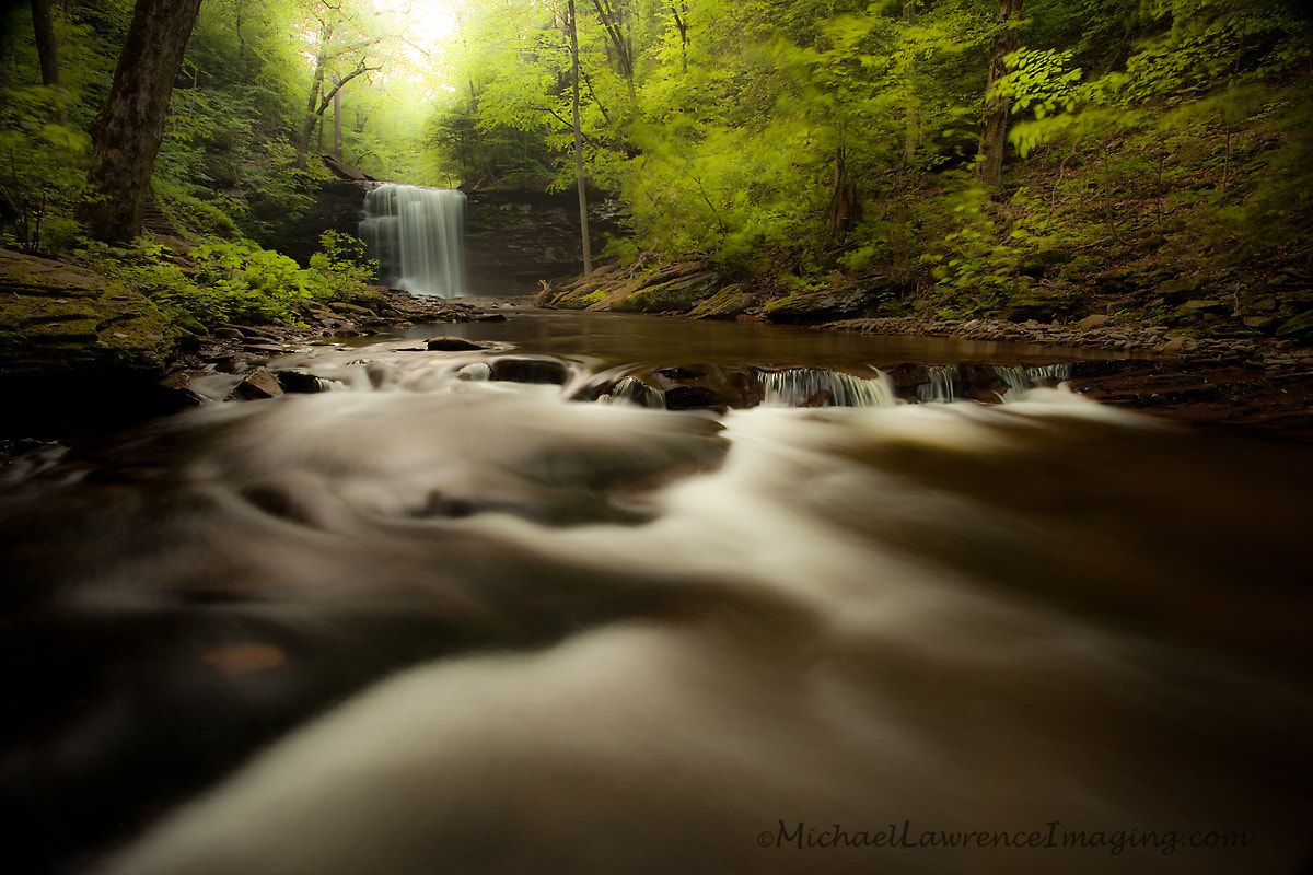 Photograph Harrison Wright Falls by Michael Lawrence on 500px