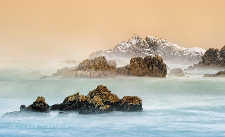 Photograph Sea of snowy mountains by KIM EZRA on 500px