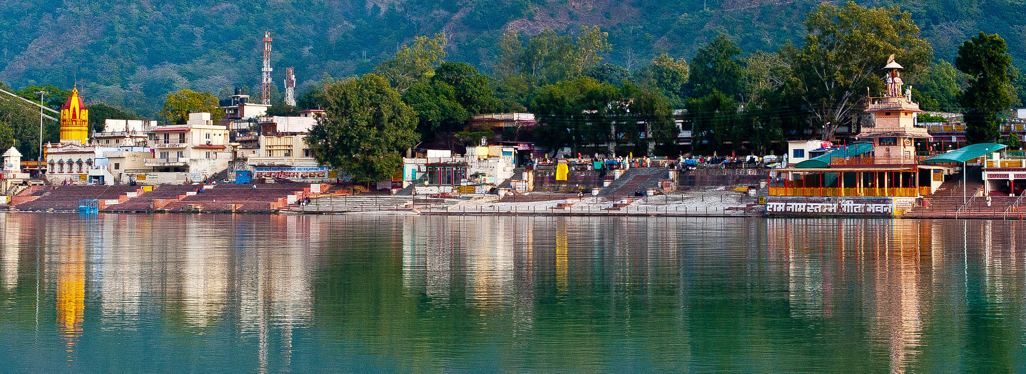 Photograph Rishikesh Vista by Neha Bhaskar on 500px