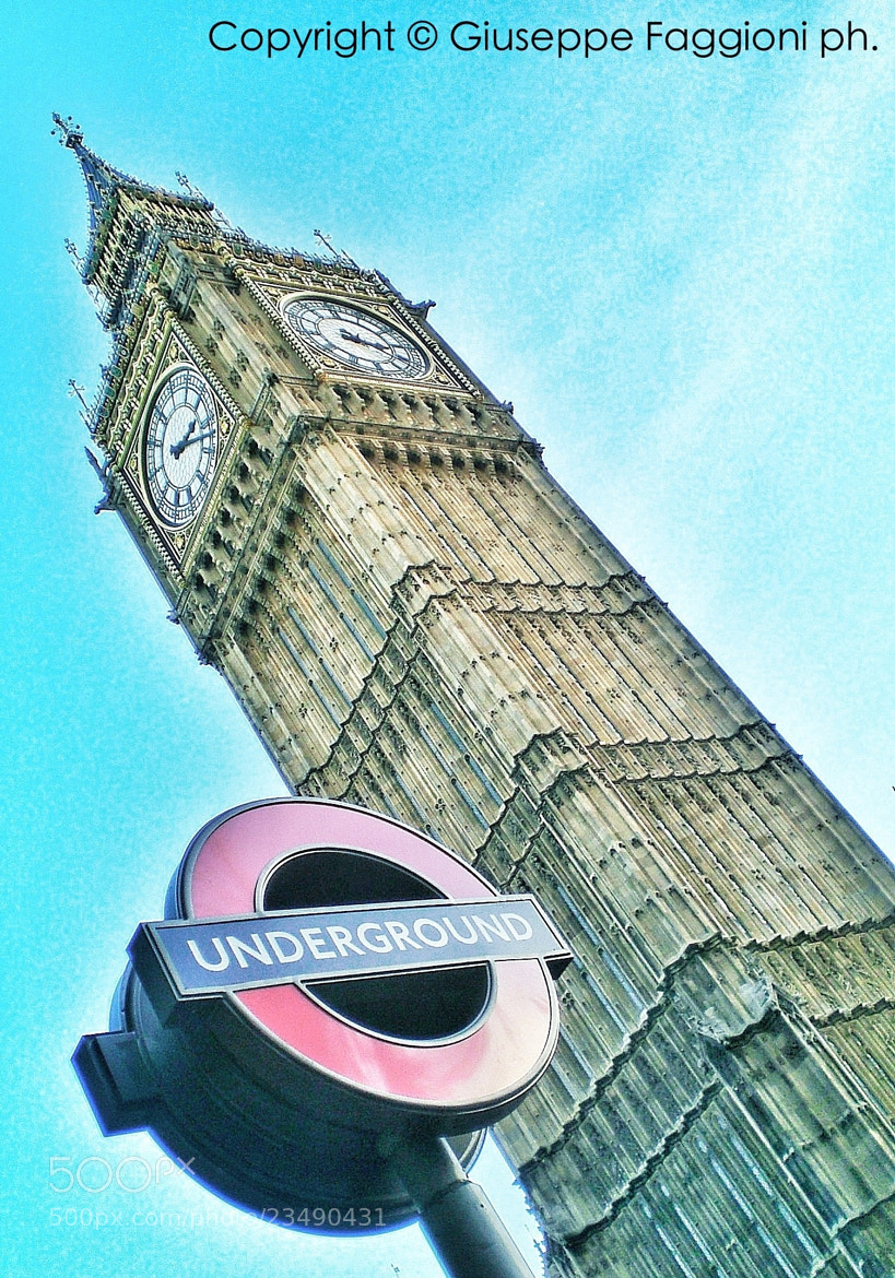 Photograph London Icons by Giuseppe  Faggioni on 500px