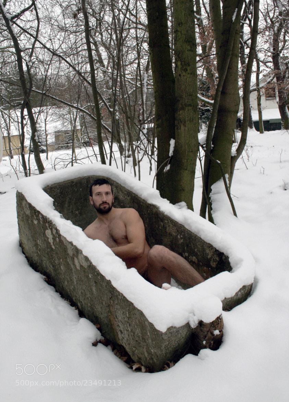 Photograph winter bath by Zbyněk Havlín on 500px
