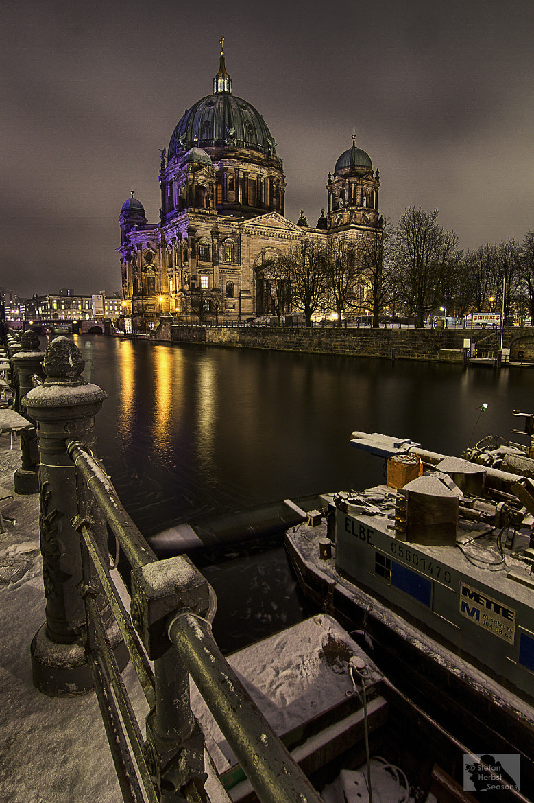 Photograph Berliner Dom in HDR by Stefan Herbst on 500px