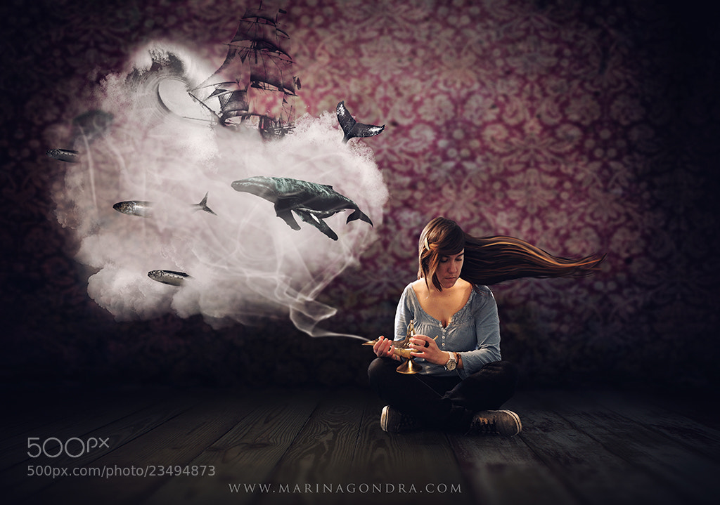 Photograph The Magic Lamp by Marina Gondra on 500px
