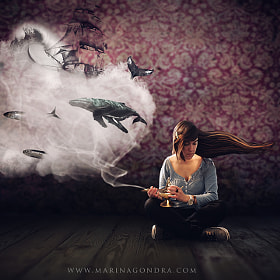The Magic Lamp by Marina Gondra (MarinaGondra)) on 500px.com