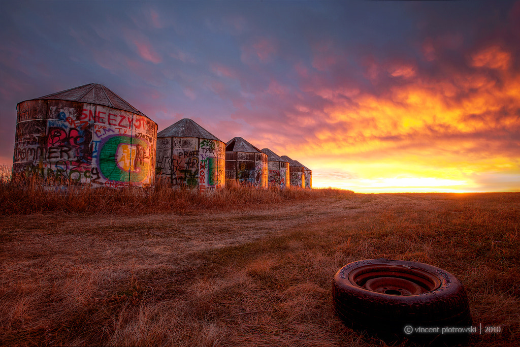 Photograph The Scripture of the Prairies by Vincent Piotrowski on 500px