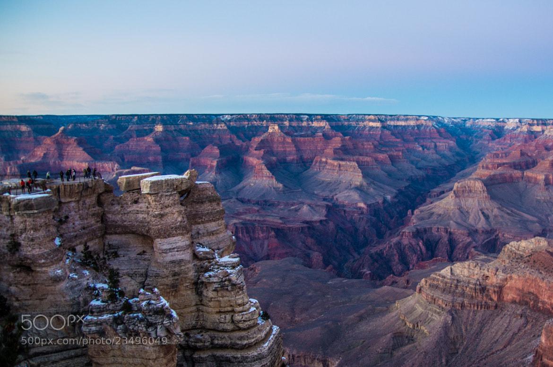 Photograph Mather Point, Grand Canyon, AZ by Alex Gaflig on 500px