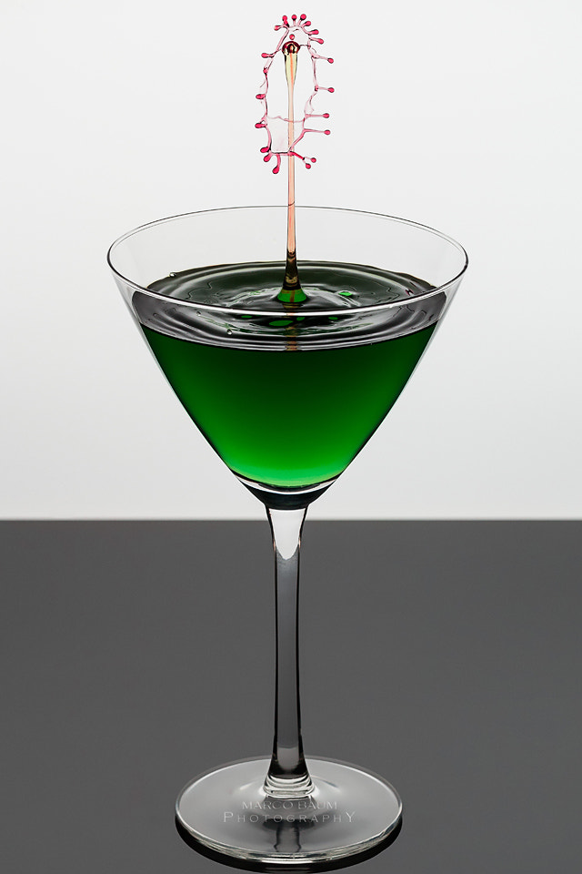 Photograph green cocktail II by Marco Baum on 500px