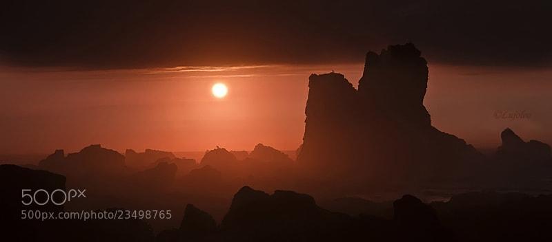 Photograph El Silencio sunset by Luis Cabal on 500px