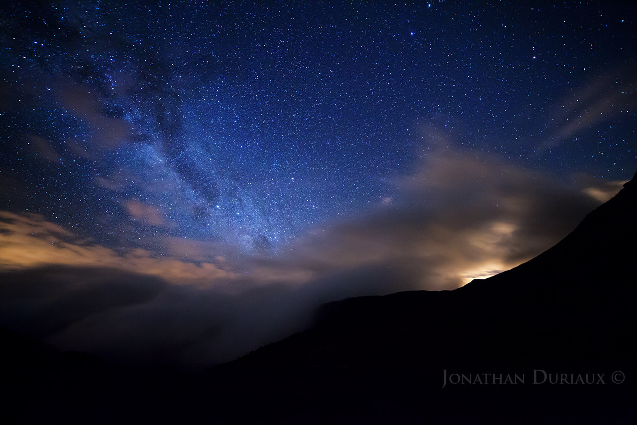Photograph Milky Way In Colombian Andes by Jonathan Duriaux on 500px