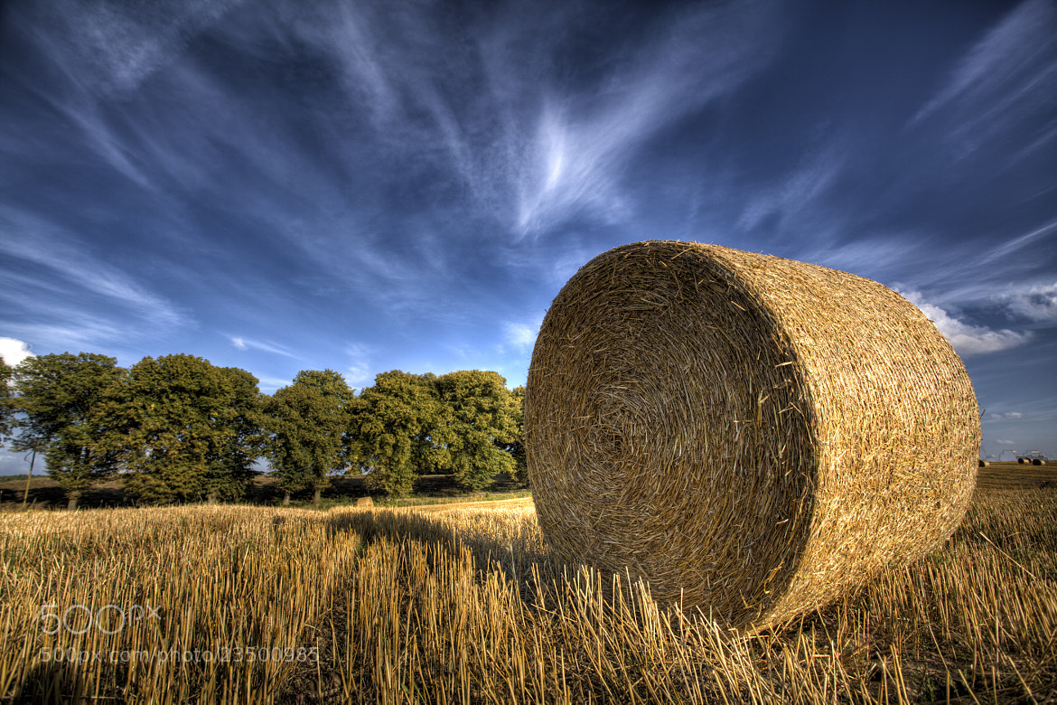 Photograph Poland - Haystack by Piotr Kanthak on 500px