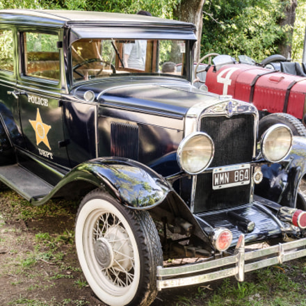 Police - Chevrolet 1930