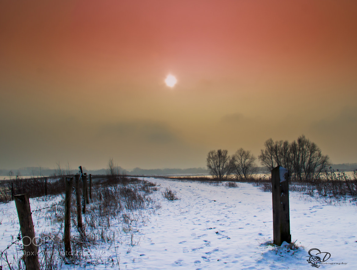 Photograph negenooord wintersun by Danny schurgers on 500px