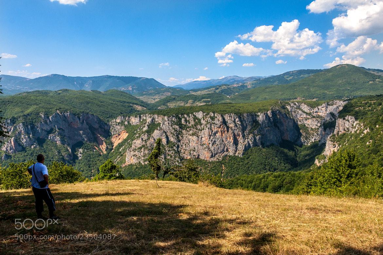 Photograph Canyon Volujak by Damir Misura on 500px