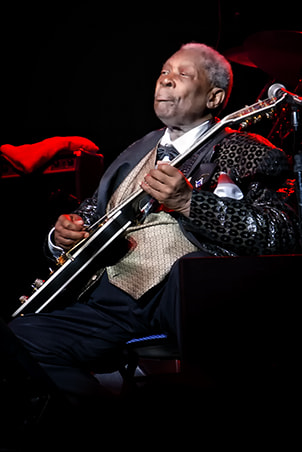 Photograph BB King 3 by Sandy Stigliano on 500px