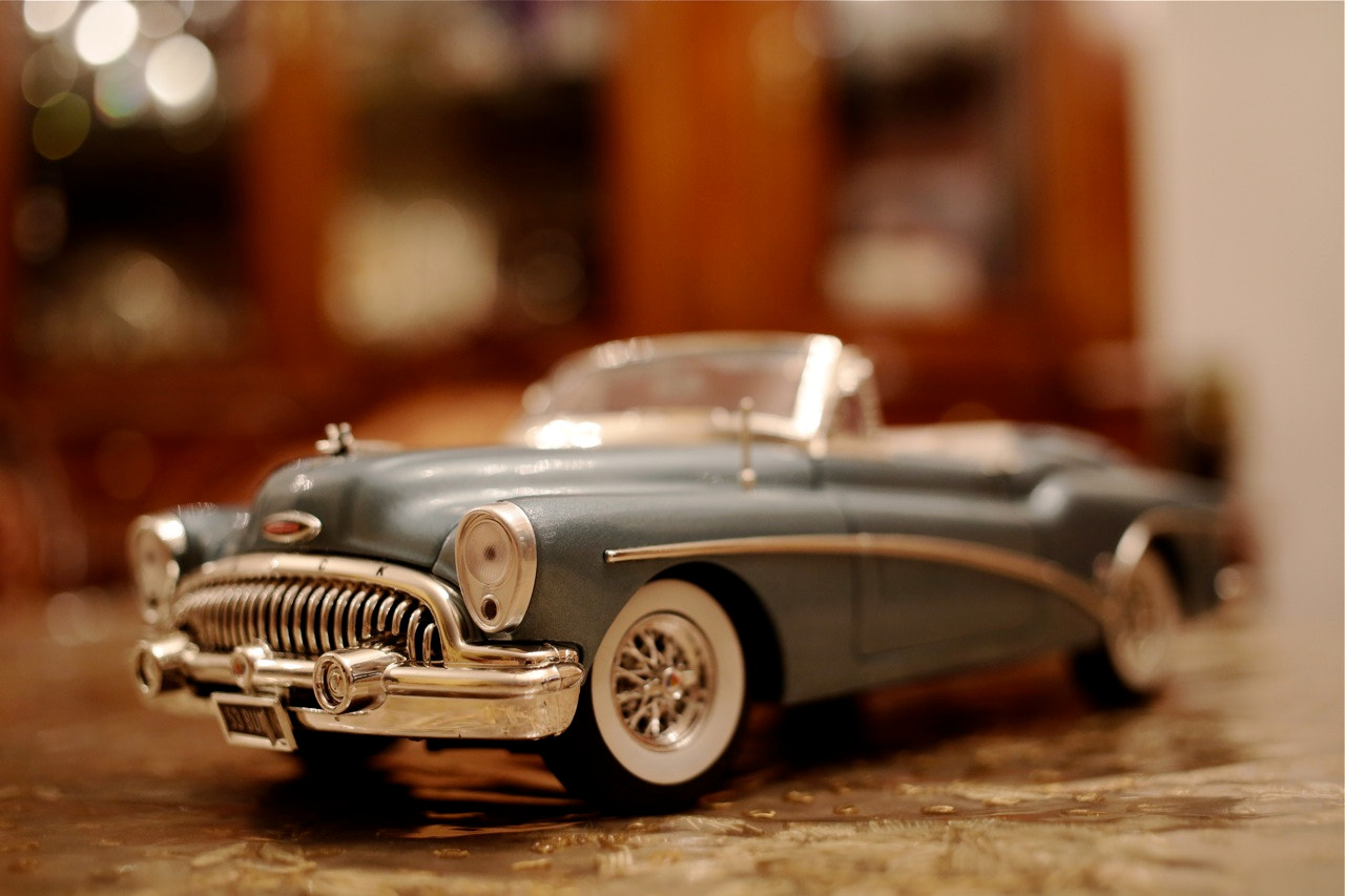 Photograph Buick by Ahmed  ghazzawi on 500px