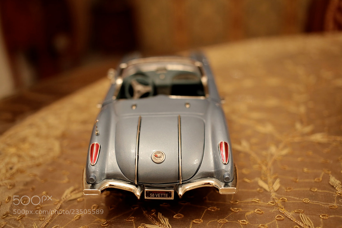 Photograph corvette by Ahmed  ghazzawi on 500px