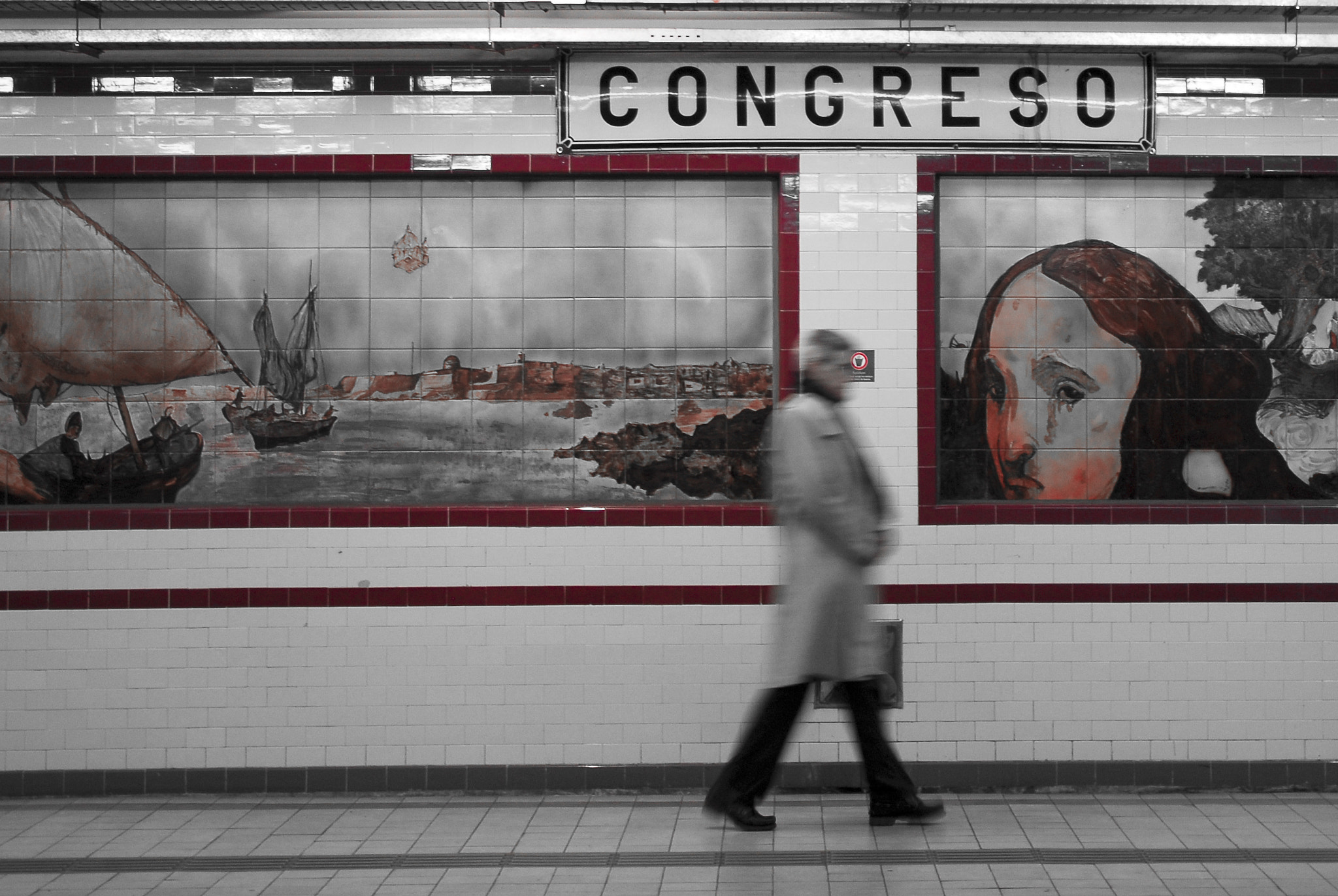Photograph Subway Blues by Dario Ricardo on 500px