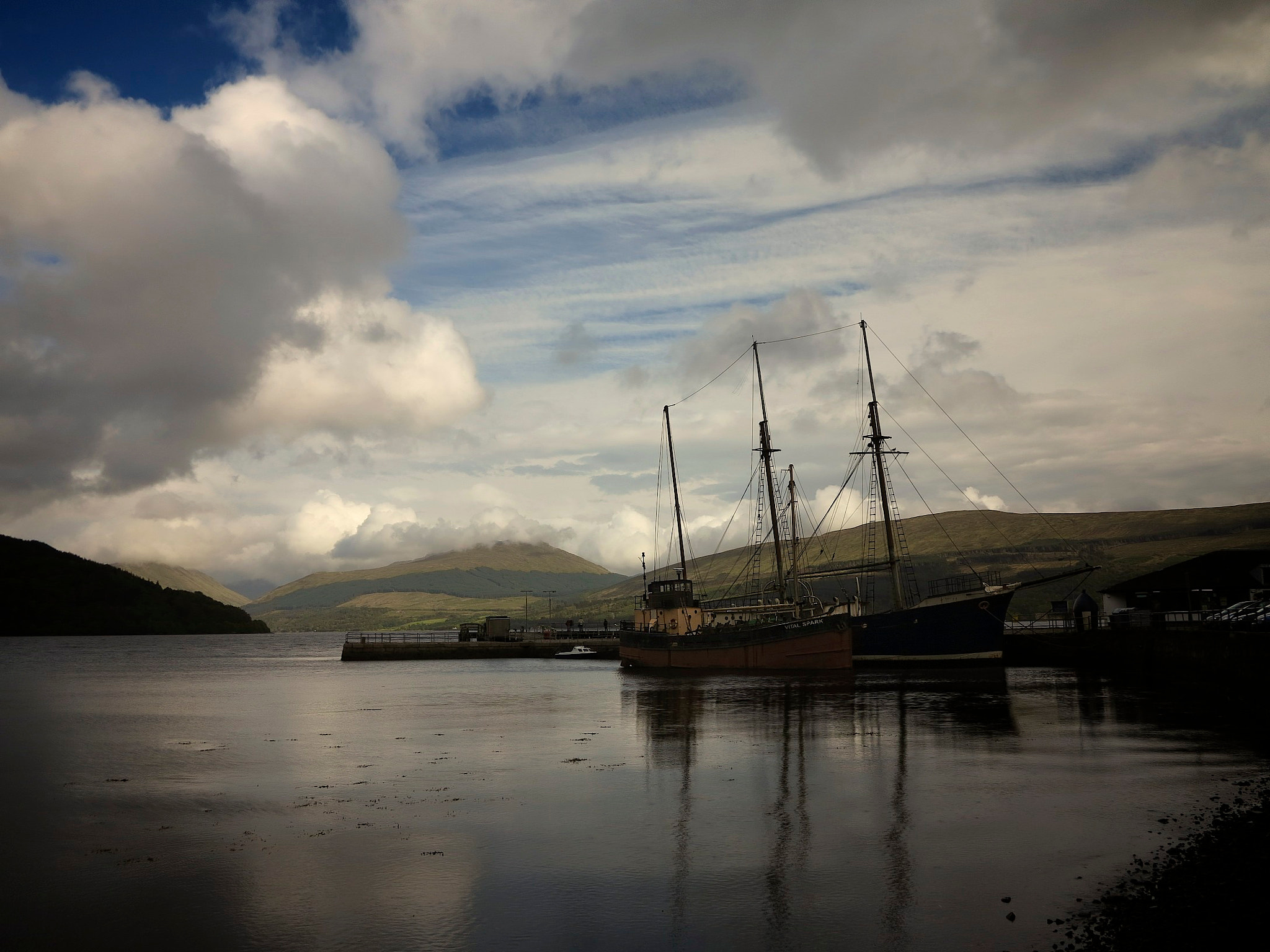 Photograph Inveraray, old times by Gianni Sarti on 500px