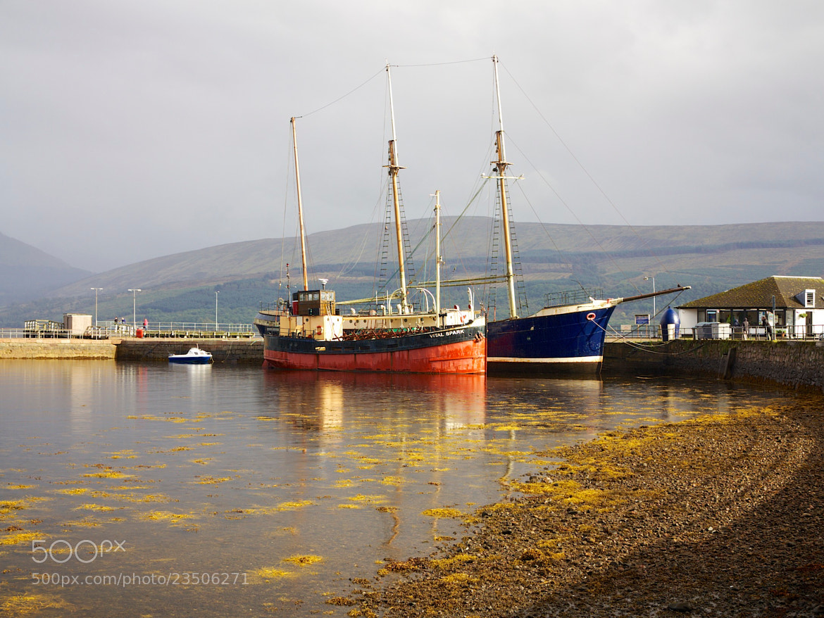 Photograph Inveraray with sun by Gianni Sarti on 500px