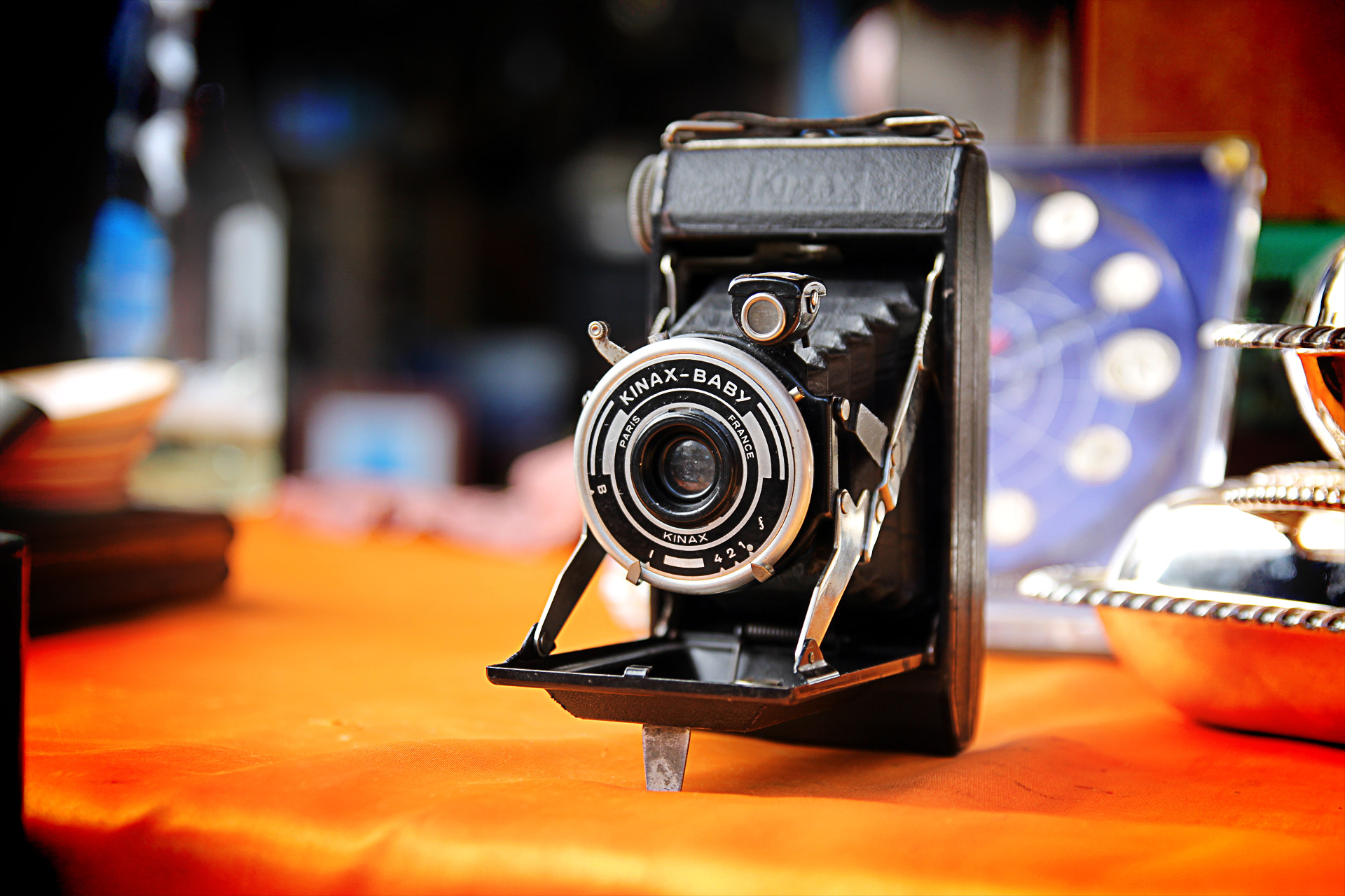 Photograph Old camera by Basil Mitropoulos on 500px