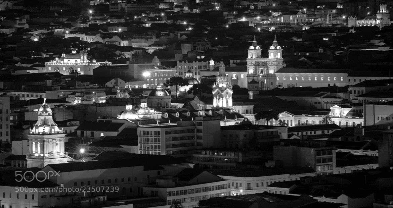 Photograph Quito. Patrimonio Cultural de la Humanidad by JuMiLeAl  on 500px