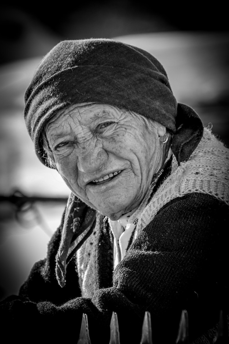 Photograph Old granny by Damir Misura on 500px