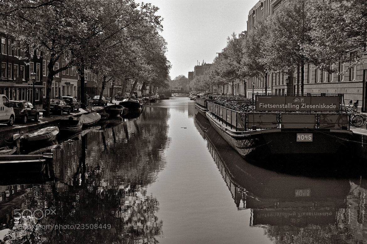 Photograph The Canal... by MondoPhotography . on 500px