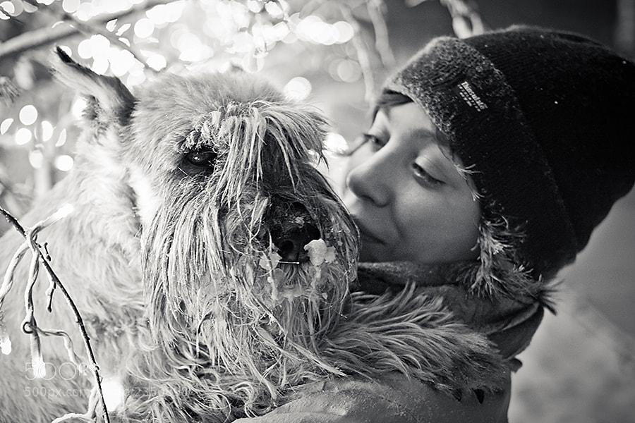 Photograph Best friend by Максим Безуглый on 500px
