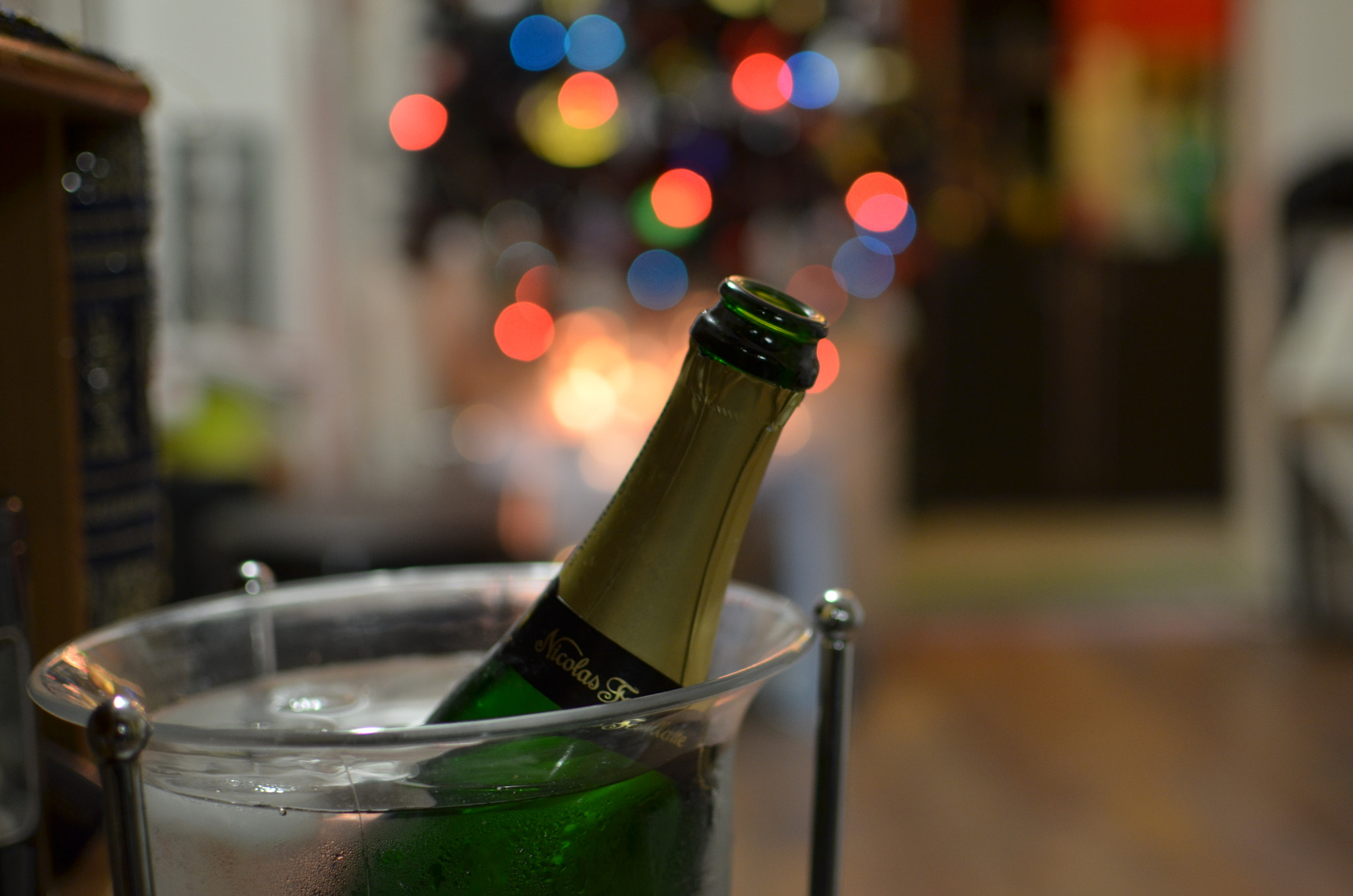 Photograph X-Mas Champagne by Phetdara Voratanouvong on 500px