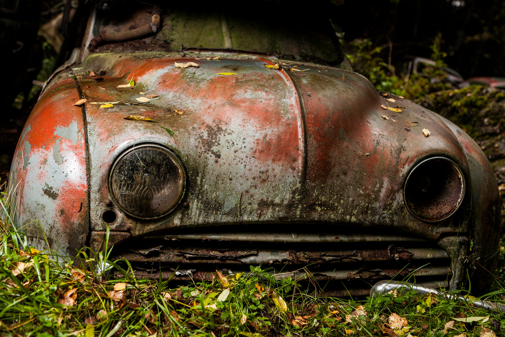 Photograph An old beauty by Tom Arild Olsen on 500px