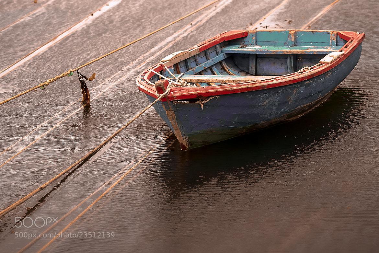 Photograph BOAT by Rodrigo Fernandez on 500px