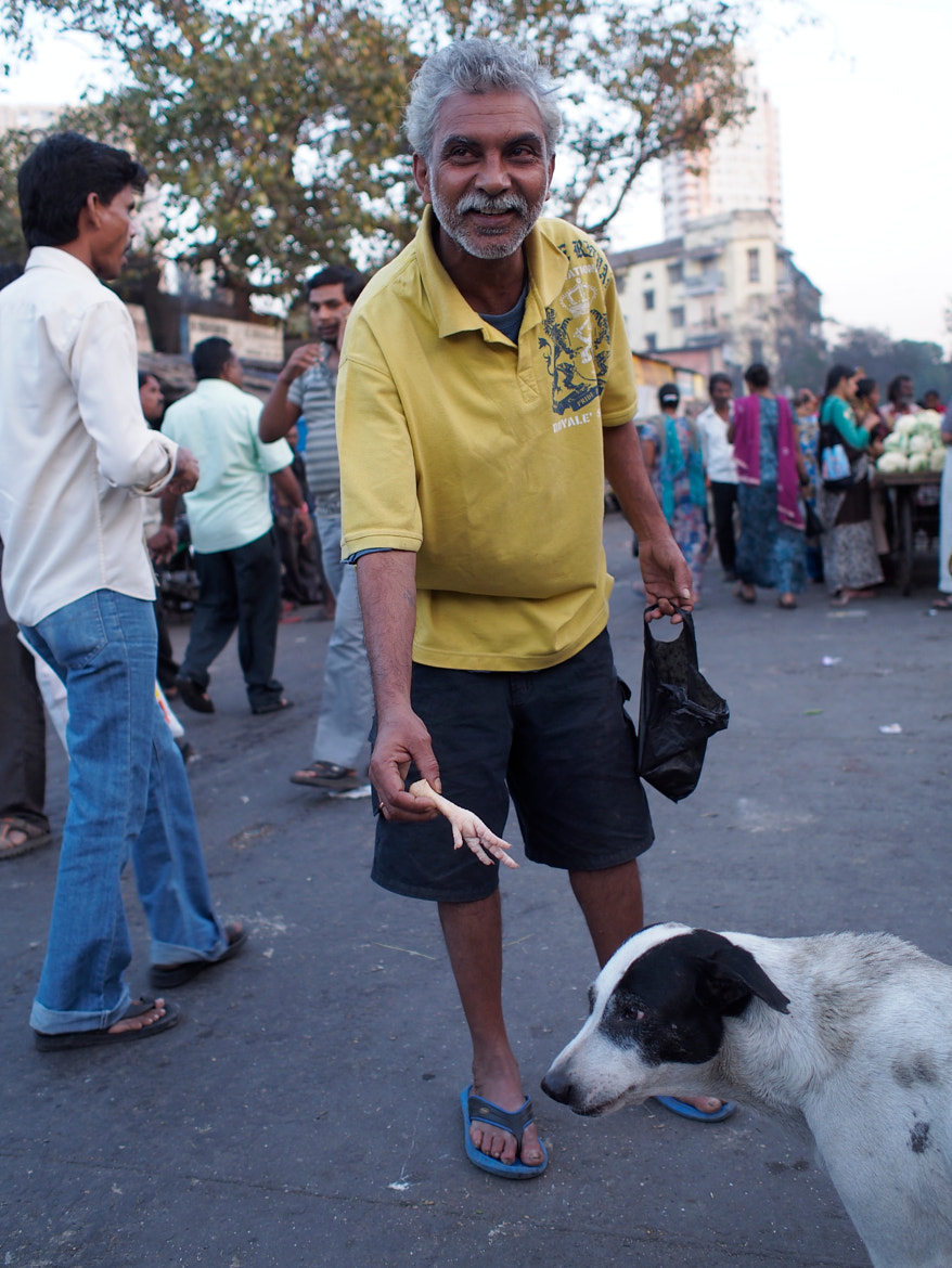 Photograph Give A Dog A Bone by Blindman shooting on 500px