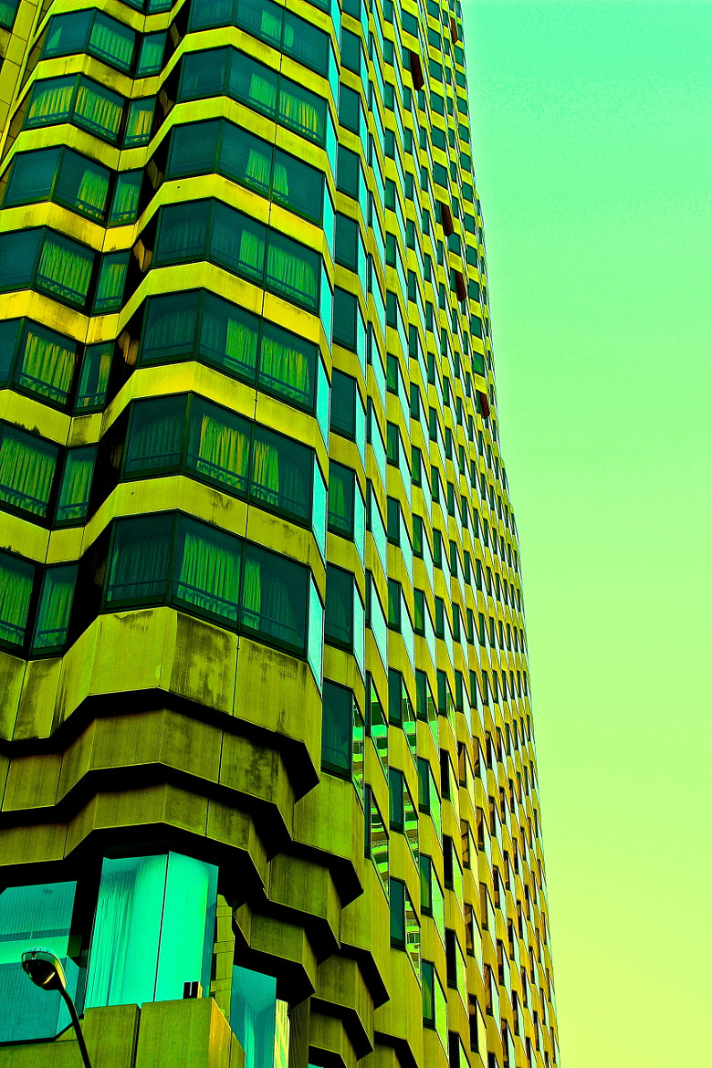 Photograph Built on Colors by Stephanie Michelsen on 500px