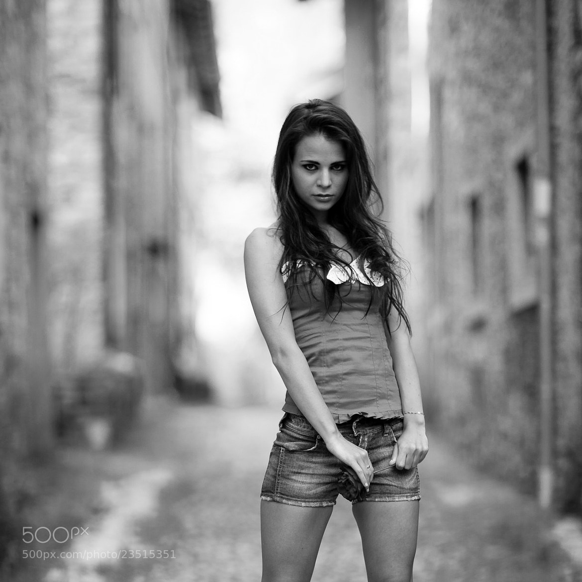 Photograph Bw portrait by Beniamino Gelain on 500px