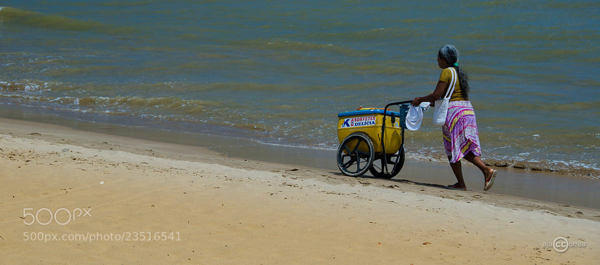Photograph Santa Mônica Beach - Guarapari by Antonio Correa on 500px